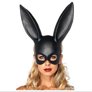 Mặt nạ Hallowen Bunny mask tai thỏ