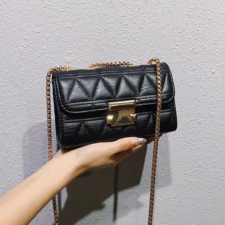 Túi xách nữ da đeo chéo mini hàng hiệu giá rẻ đi chơi đi làm phong cách Hàn Quốc Hot 2020 TM5
