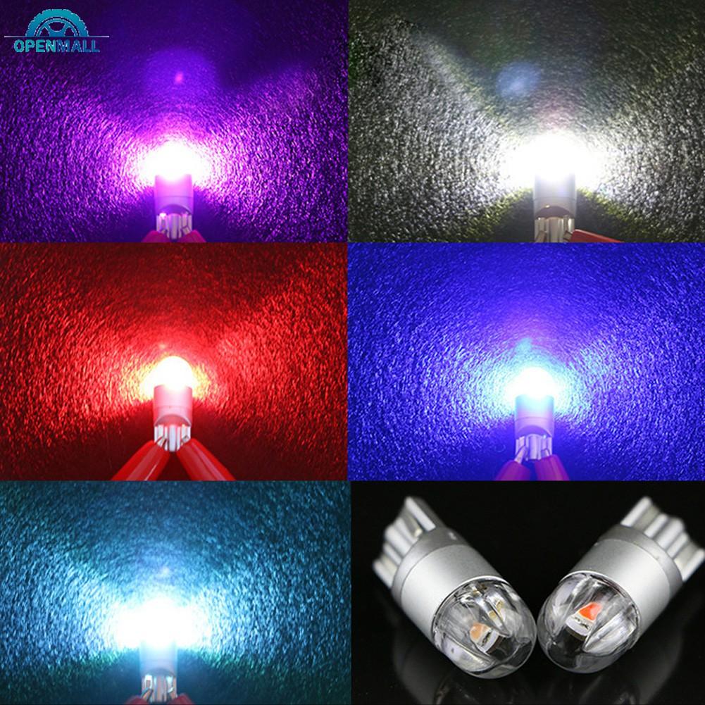 Đèn LED demi siêu sáng T10 2SMD 3030
