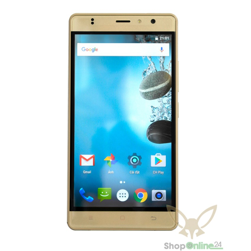 Điện thoại Arbutus Ar3 Plus 16G (Vàng)