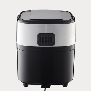 Hình ảnh Lò nướng không khí Lock&Lock Air Oven 10L - Màu đen EJF691-2
