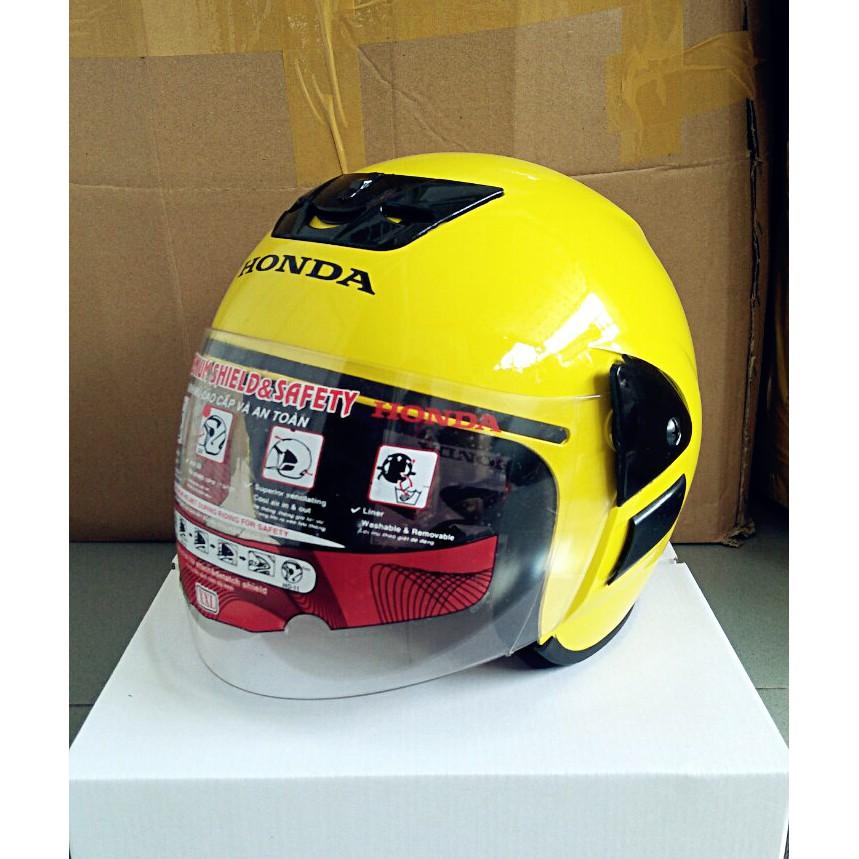 Mũ bảo hiểm Honda Chính Hãng [Hàng Cty]