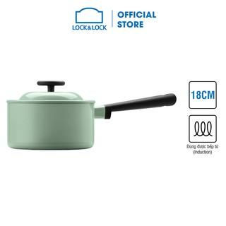 Nồi Decore Lock&Lock, 18CM - màu Mint - LDE1181IH thumbnail