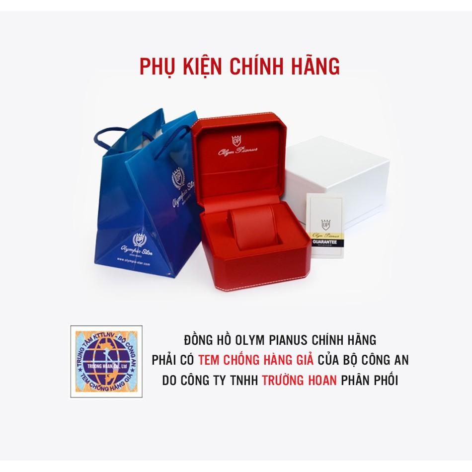 Đồng Hồ Nam Olym Pianus OP89322 GSK Chính Hãng