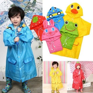 Áo mưa cao cấp hình thú cho bé yêu[ Giá tốt] thumbnail