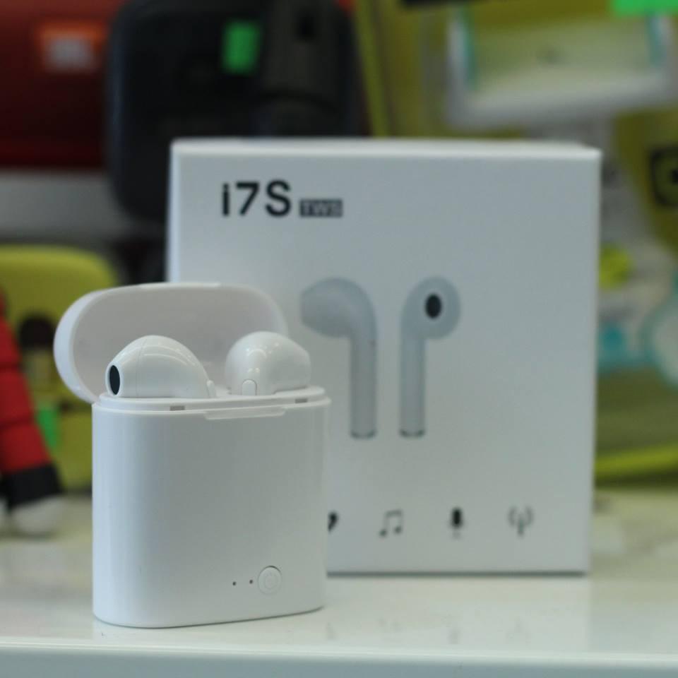 [Hàng Mới] Tai Nghe Không Dây I7s - TWS Bluetooth 5.0 - Âm Bass Cực Đỉnh - Bảo Hành Đổi Mới 30 Ngày