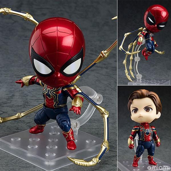 Bộ figure nhân vật Spiderman phiên bản Avengers 3 Cuộc chiến vô cực - 14223141 , 2193450830 , 322_2193450830 , 442000 , Bo-figure-nhan-vat-Spiderman-phien-ban-Avengers-3-Cuoc-chien-vo-cuc-322_2193450830 , shopee.vn , Bộ figure nhân vật Spiderman phiên bản Avengers 3 Cuộc chiến vô cực