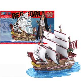 Mô hình thuyền tàu Shank Tóc Đỏ One Piece Tứ Hoàng Shanks