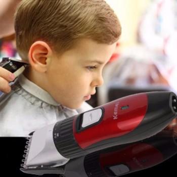 Tông đơ cắt tóc trẻ em Kemei