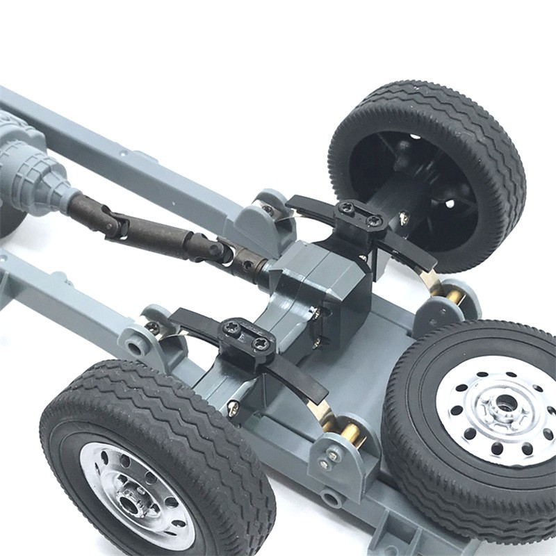 ☆In Stock 2Pcs Upgrade Metal Driving Shaft for WPL 1/10 D12 1/16 C14 C24 C34 B14 B24 B16 B36 RC...