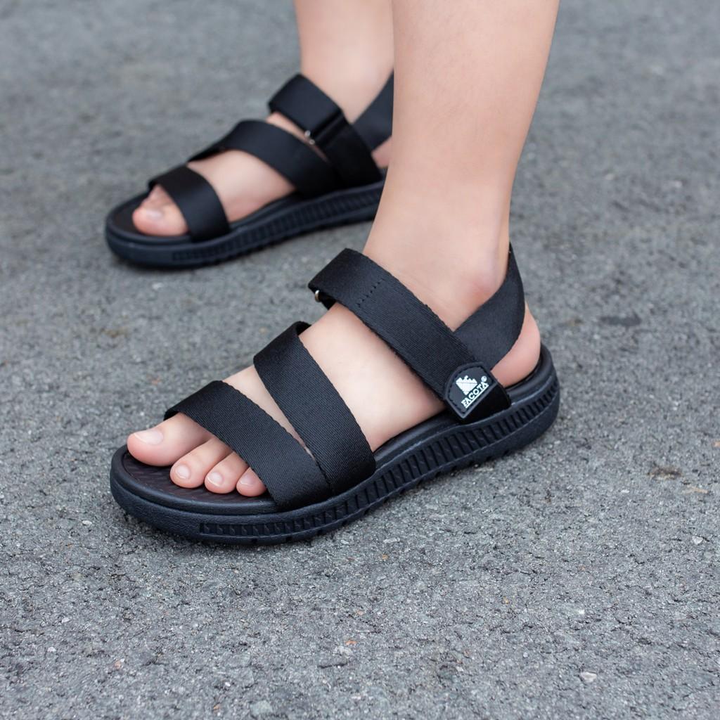 Giày sandal Facota V1 Sport HA01 sandal nữ quai dù quai chéo nữ đi học