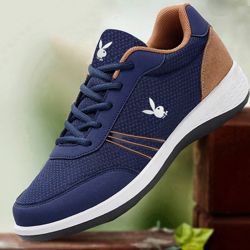 ▲◙┅✚☈❣☬◑﹍♕☑∈✺✑♨✴♞┅◇❒◎✌▽∋☊❆✺The new spring and summer 2019 playboy PLAYYOUNG 】 【 men sneakers net shoes casual