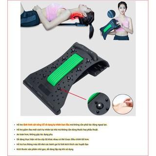 Khung nắn chỉnh cổ chuẩn điện từ MỚI (14 ĐIỂM)- Hỗ trợ nắn chỉnh, điều trị thoát vị đĩa đệm, thoái hóa, đau, mỏi vai gáy
