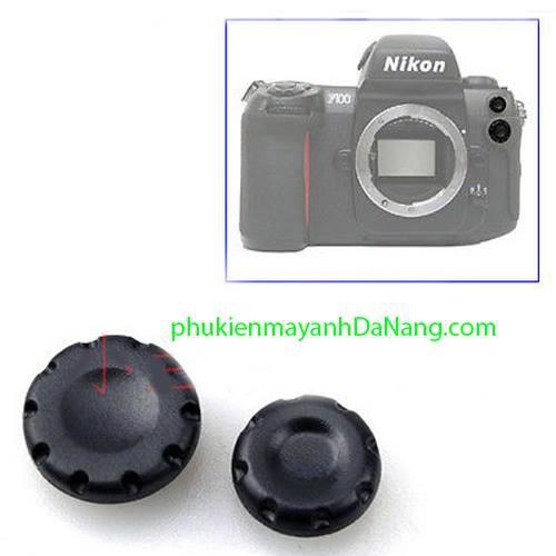 SM10 Nút che cổng phía trước máy Nikon D200 D300 D700
