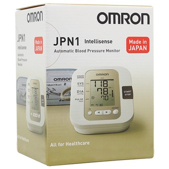 Máy đo huyết áp bắp tay omron JPN1 nhật bản