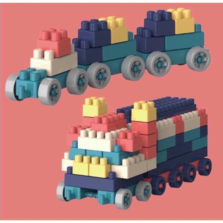Bộ Đồ Chơi Lắp Ghép – Hộp Lego 220 Chi Tiết