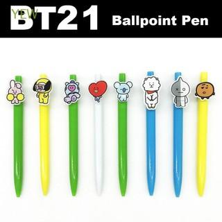 SUGA Signature Writing Tool JIMIN Bangtan Boys BTS Ballpoint Pen