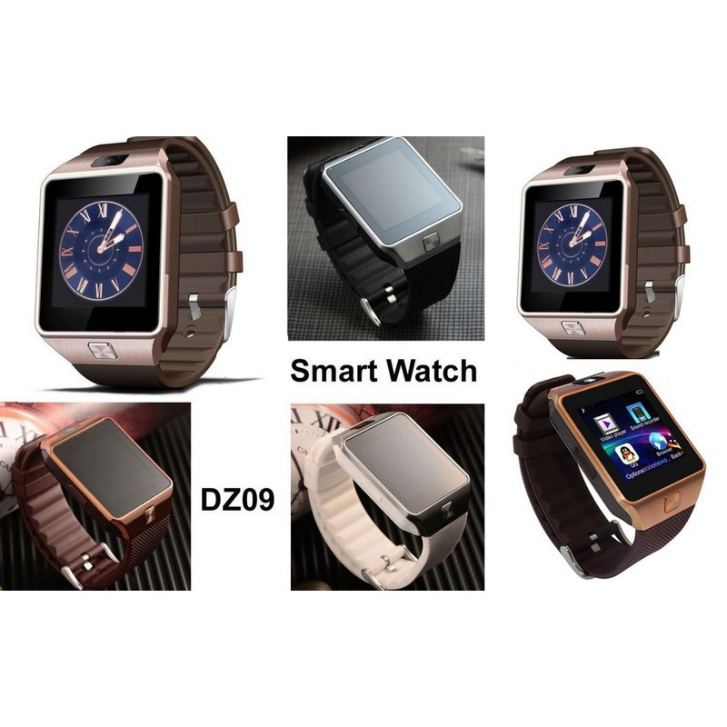 Đồng hồ thông minh Smart Watch Uwatch M9 (nâu)