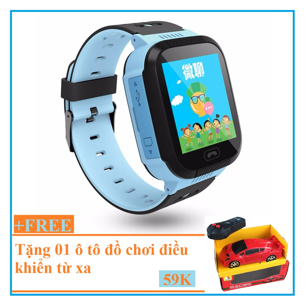 Đồng hồ định vị trẻ em GPS Tracker Y21G mới nhất (Xanh Dương) + Tặng ô tô đồ chơi điều khiển - 3007504 , 444361766 , 322_444361766 , 880000 , Dong-ho-dinh-vi-tre-em-GPS-Tracker-Y21G-moi-nhat-Xanh-Duong-Tang-o-to-do-choi-dieu-khien-322_444361766 , shopee.vn , Đồng hồ định vị trẻ em GPS Tracker Y21G mới nhất (Xanh Dương) + Tặng ô tô đồ chơi điều
