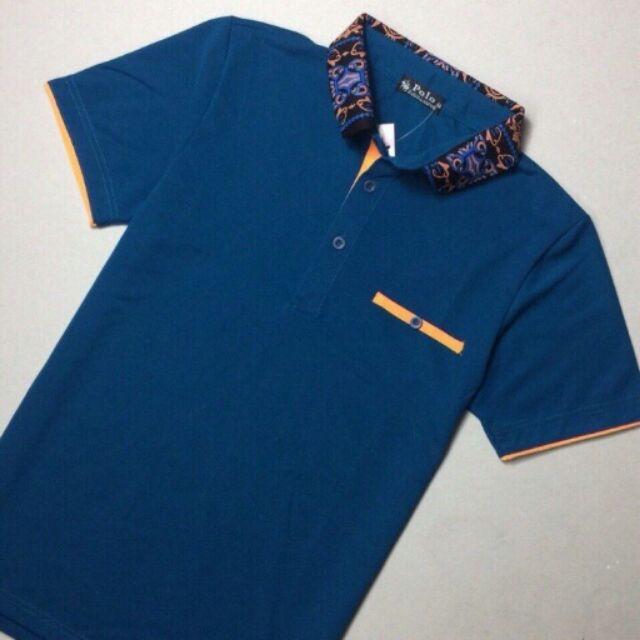 Xưởng giá lẻ = sỉ Áo thun nam ngắn tay có cổ chất vải cá sấu 65/35 co giãn 4 chiều size XL