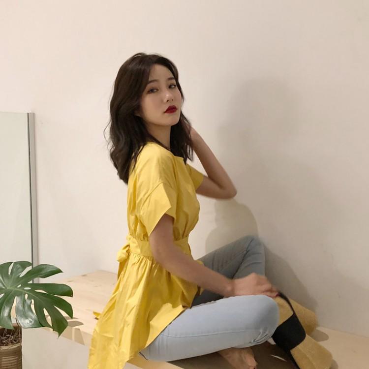 Áo Baby Doll Hở Lưng - Hàng Cao Cấp (kèm ảnh thật)