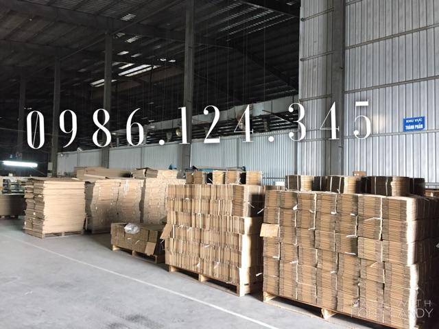 20x10x10 Bộ 80 thùng carton đóng hàng