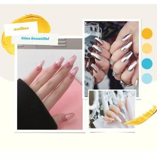 Set 24 móng tay giả thời trang dành cho nữ FREESHIP thumbnail