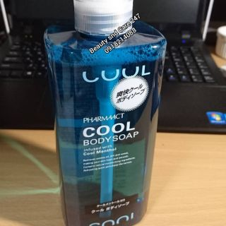Sữa tắm Cool Body Soap của Pharmaact
