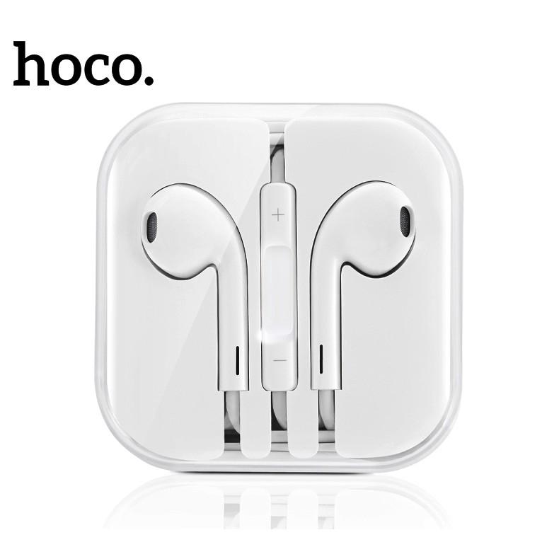Tai nghe Hoco M100 Plus giắc cắm 3.5mm kèm micro