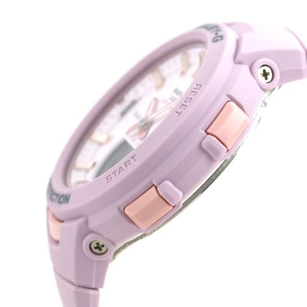 Đồng hồ nữ dây nhựa Casio Baby-G chính hãng Anh Khuê BSA-B100-4A2DR