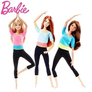 Búp bê Barbie made to move 22 khớp