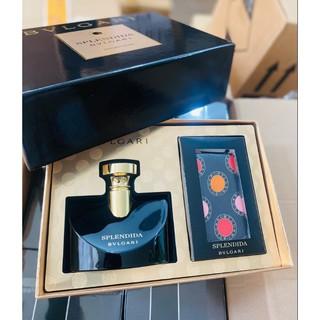 Set Nước Hoa FREESHIP Set Nước Hoa Bvlgari Splendida Rose Eau De Parfum (100ml+1 Khăn Quàng Cổ) thumbnail