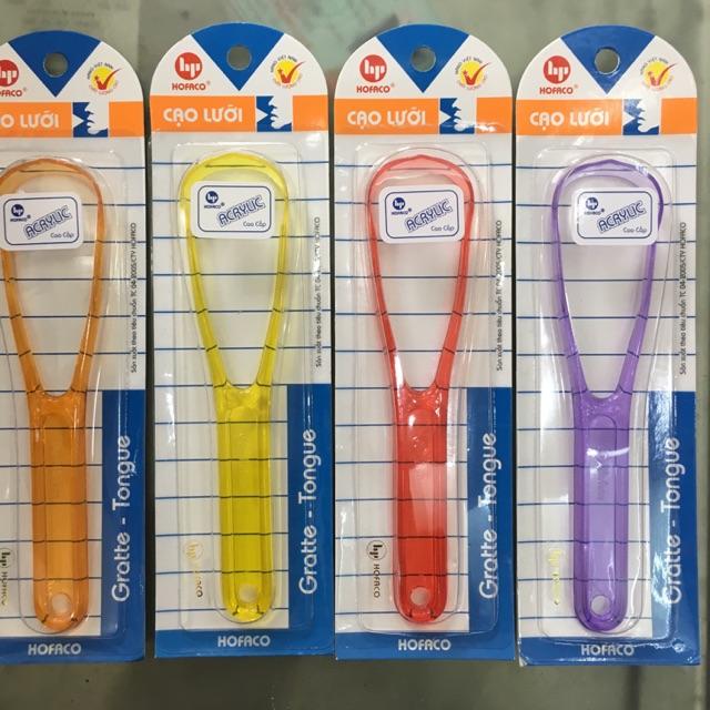 Dụng cụ cạo lưỡi HP/ dụng cụ vệ sinh lưỡi