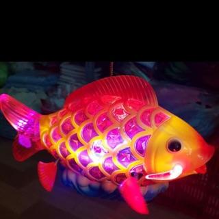 Đèn lồng trung thu hình cá chép