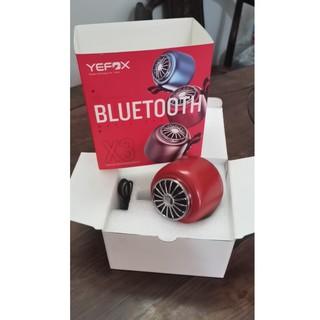 Loa bluetooth kết cấu cơ Punk X3.