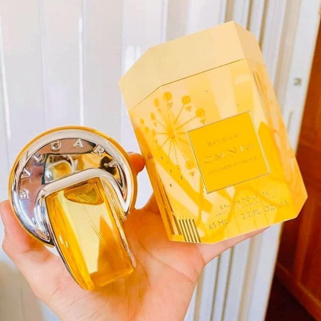 Nước hoa BVL Omnia Golden Citrine | Shopee Việt Nam