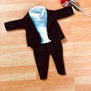 Set đồ vest chị Anh Đào