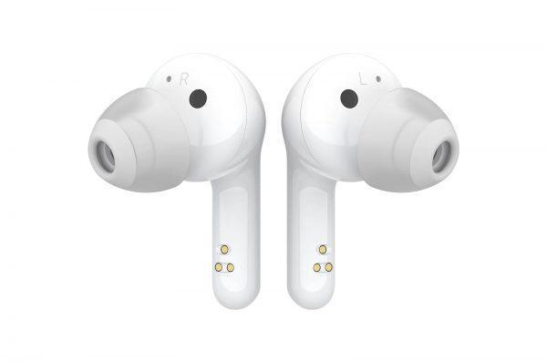 [Mã ELLGJULY giảm 5% đơn 500K] LG Tone Free HBS-FN7 - Màu Trắng -Tai Nghe Không Dây Chống ồn chủ động,diệt khuẩn UV Nano
