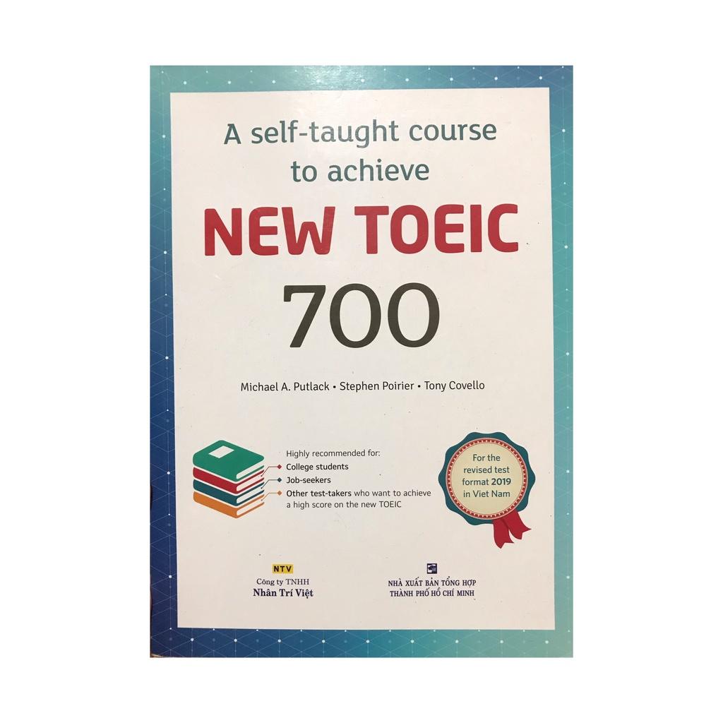 Sách - New Toeic 700
