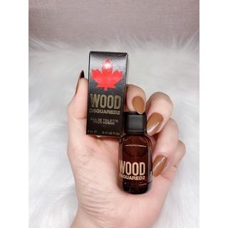 [MINI] Nước Hoa Nam Nước Dsquared2 Wood Pour Homme EDT (5ml) - Scent of Perfumes thumbnail