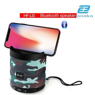 Loa Bluetooth Không Dây Hf-U3 Nhỏ Gọn Tiện Dụng