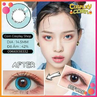 Lens villa cosplay - kính áp tròng hóa trang cosplay nhiều màu và độ cận thumbnail