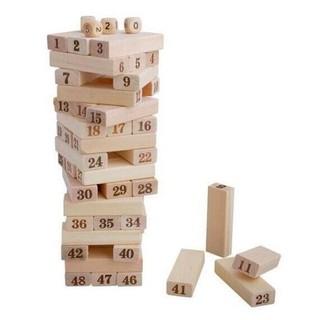 Đồ chơi bằng gỗ. Rút Gỗ 48 Thanh M346. Hàng Việt Nam-hatcat