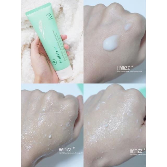 Tẩy tế bào chết lúa mạch #Innisfree Green Barley Gommage Peeling Mask - 2479955 , 215192077 , 322_215192077 , 199000 , Tay-te-bao-chet-lua-mach-Innisfree-Green-Barley-Gommage-Peeling-Mask-322_215192077 , shopee.vn , Tẩy tế bào chết lúa mạch #Innisfree Green Barley Gommage Peeling Mask