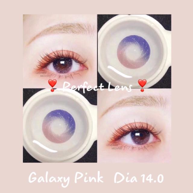 [Giá 1 Đôi] 14.0 (0.00) Galaxy + S1 Lens – Kính Áp Tròng