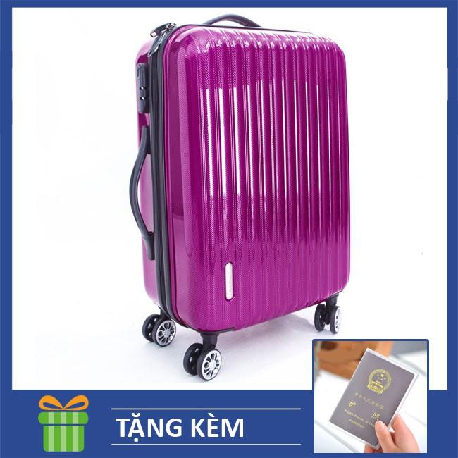 Bộ vali kéo 186 có khóa số Lock&Lock Samsung Travel Zone 20 inch màu tím và vỏ bọc hộ chiếu trong su - 2451316 , 1093115433 , 322_1093115433 , 800000 , Bo-vali-keo-186-co-khoa-so-LockLock-Samsung-Travel-Zone-20-inch-mau-tim-va-vo-boc-ho-chieu-trong-su-322_1093115433 , shopee.vn , Bộ vali kéo 186 có khóa số Lock&Lock Samsung Travel Zone 20 inch màu tím