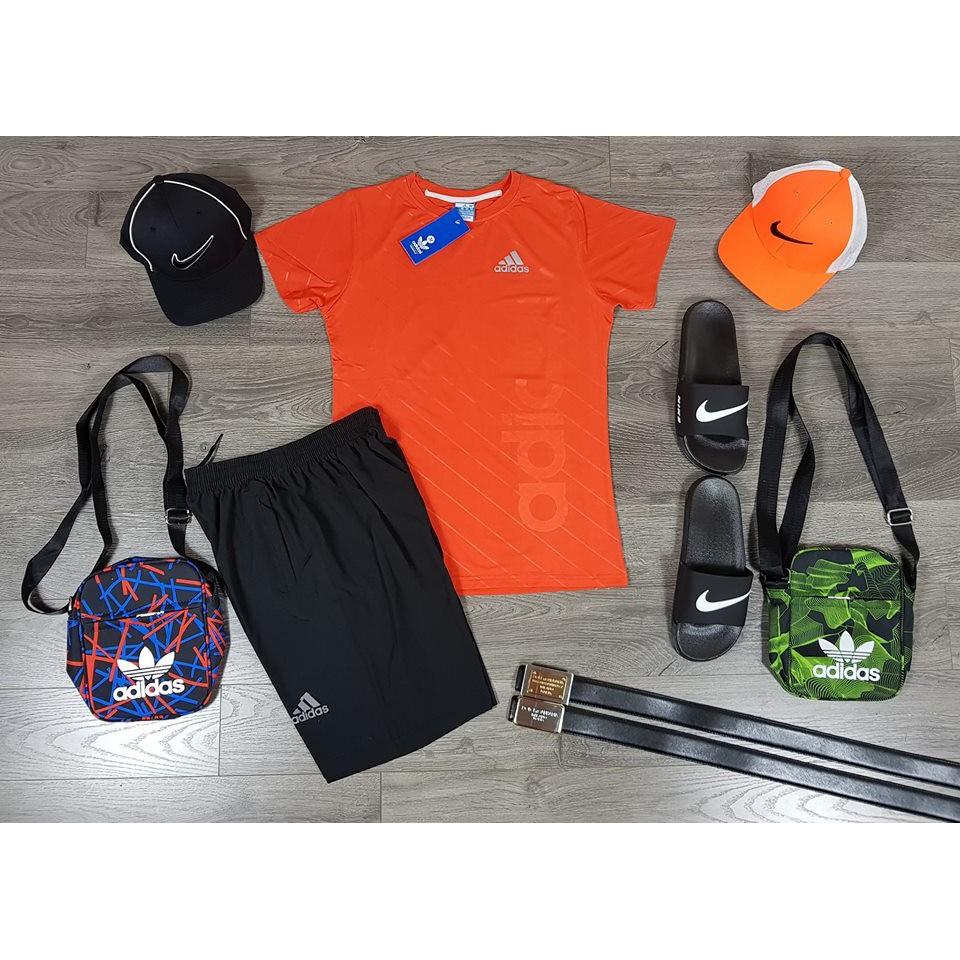 FREESHIP KHI MUA 2B, Bộ thể thao nam, Bộ quần áo nam mùa hè có nhiều màu