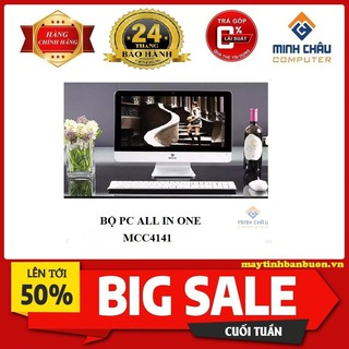 Bộ PC All in ONE (AIO) MCC4181 Home Office Computer CPU i3 4150/Ram8G/SSD120G/Wifi/Camera/22inch