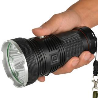 Đèn pin Haikelite MT40 SST-40 7 chế độ 8000Lumens độ sáng cao 18650