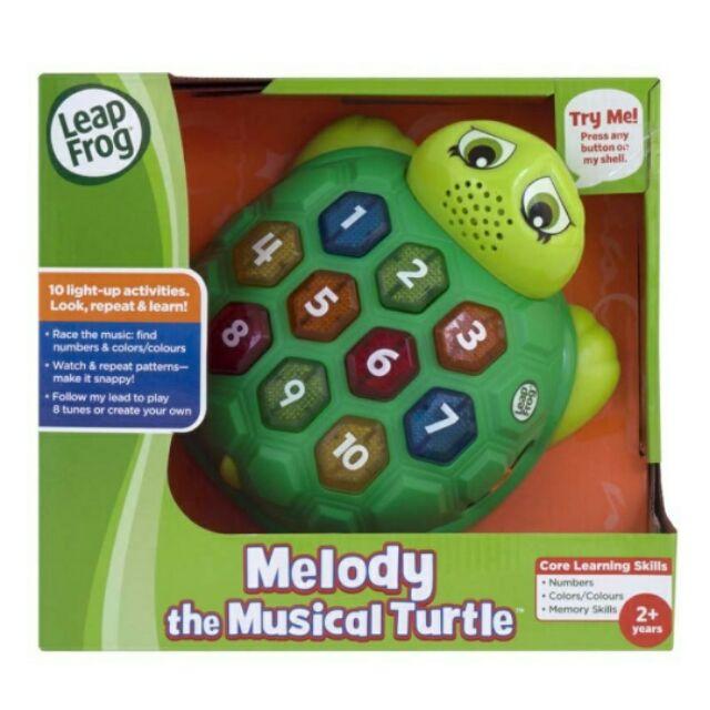 Đồ chơi chú rùa thông thái Leapfrog cho bé